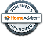 HomeAdvisor, Screened & Approved Contractor